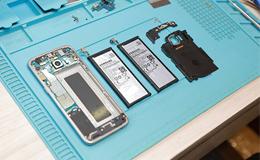 三星手機維修 s7-edge換電池